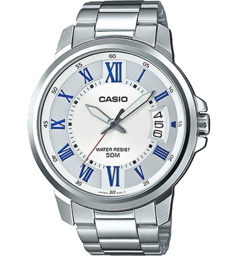 Дешевые часы Casio Collection MTP-E130D-7A