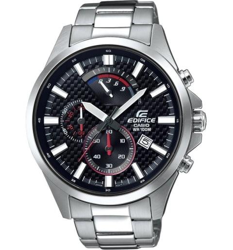 Карбоновые часы Casio EDIFICE EFV-530D-1A