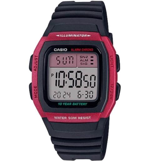 Дешевые часы Casio Collection W-96H-4A
