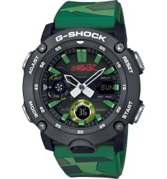 Аналоговые Casio G-Shock  GA-2000GZ-3A