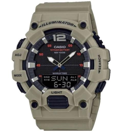 Дешевые часы Casio Collection HDC-700-3A3