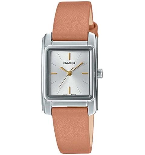 Прямоугольные часы Casio Collection  LTP-E165L-7A