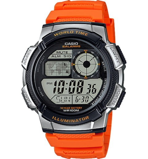 Casio Collection AE-1000W-4B