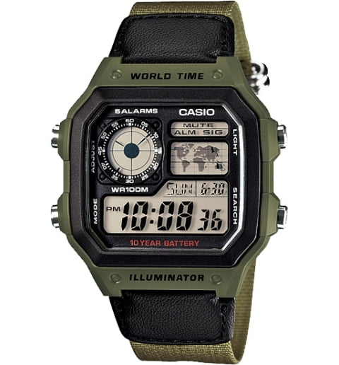 Casio Collection AE-1200WHB-3B