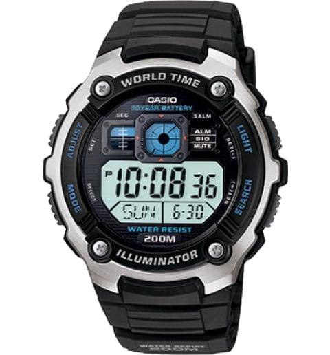 Большие часы Casio Collection AE-2000W-1A