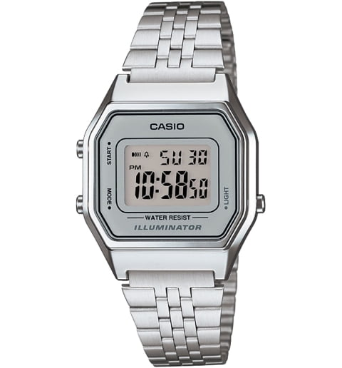 Дешевые часы Casio Collection LA-680WA-7D