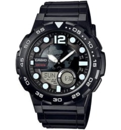 Casio Collection AEQ-100W-1A