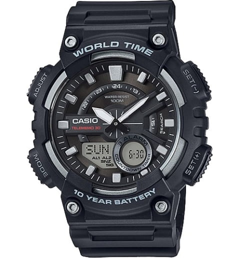 Casio Collection AEQ-110W-1B