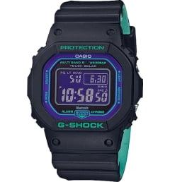 Casio G-Shock GW-B5600BL-1E с bluetooth