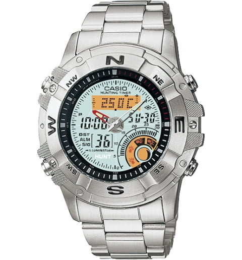 Дешевые часы Casio Outgear AMW-704D-7A