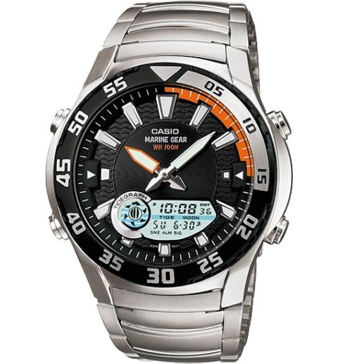Дешевые часы Casio Outgear AMW-710D-1A