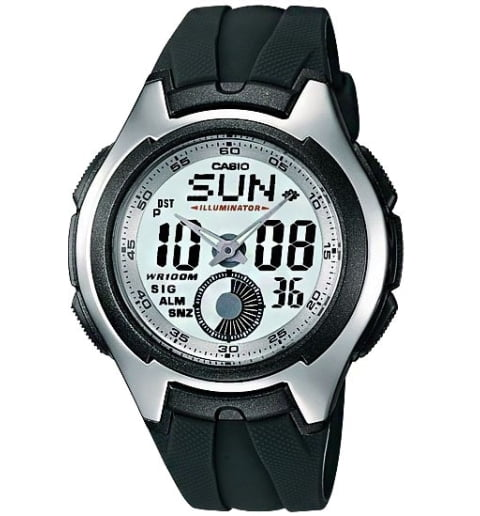 Дешевые часы Casio Collection AQ-160W-7B