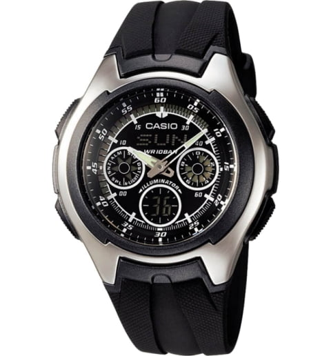 Casio Collection AQ-163W-1B1