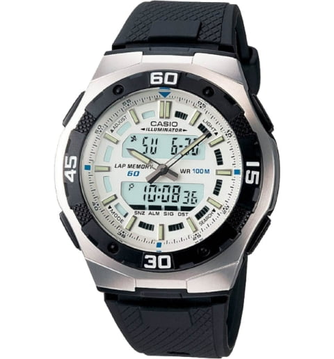 Дешевые часы Casio Collection AQ-164W-7A