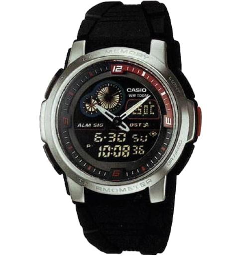 Дешевые часы Casio Collection AQF-102W-1B