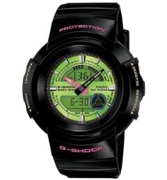 Casio G-Shock AW-582SC-1A с водонепроницаемость 20 бар