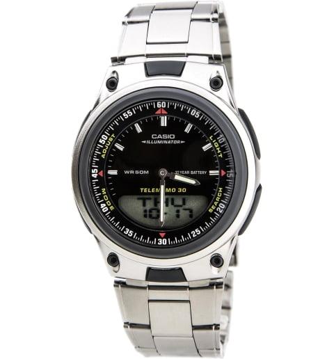 Дешевые часы Casio Collection AW-80D-1A