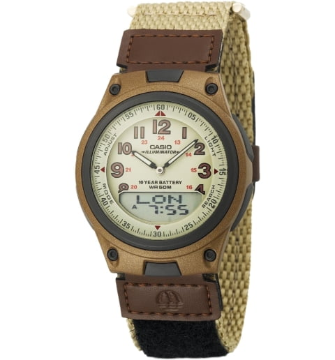 Дешевые часы Casio Collection AW-80V-5B
