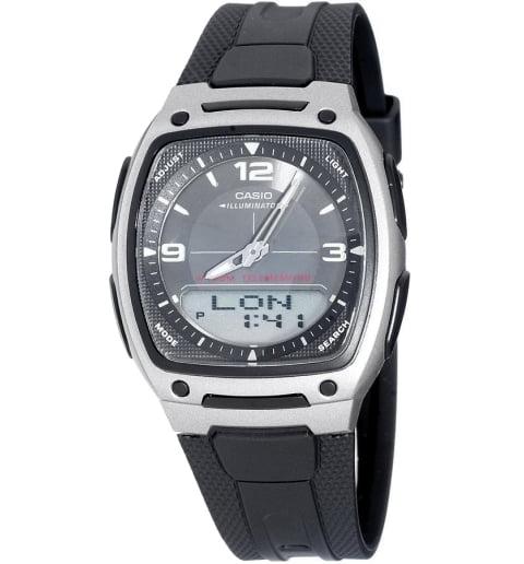 Дешевые часы Casio Collection AW-81-1A1