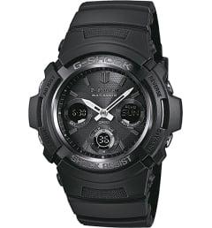 Детские Casio G-Shock AWG-M100B-1A