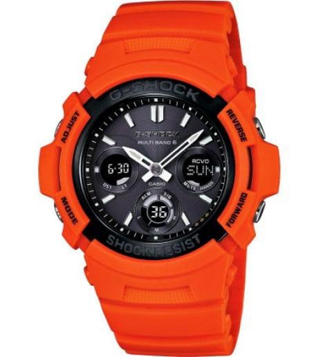 Casio G-Shock AWG-M100MR-4A
