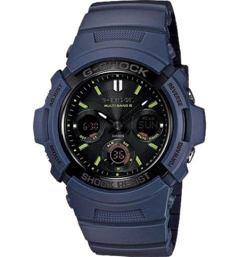 Casio G-Shock AWG-M100NV-2A