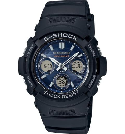 Casio G-Shock AWG-M100SB-2A