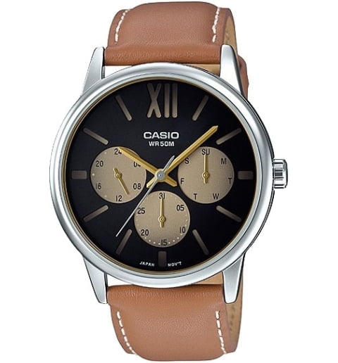 Дешевые часы Casio Collection MTP-E312L-5B