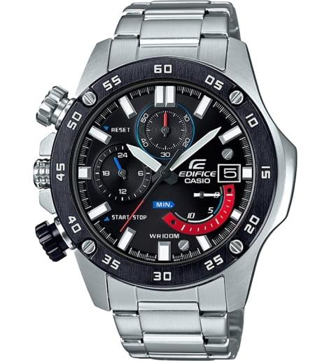 Большие часы Casio EDIFICE EFR-558DB-1A