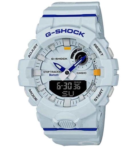 Часы Casio G-Shock GBA-800DG-7A с шагомером