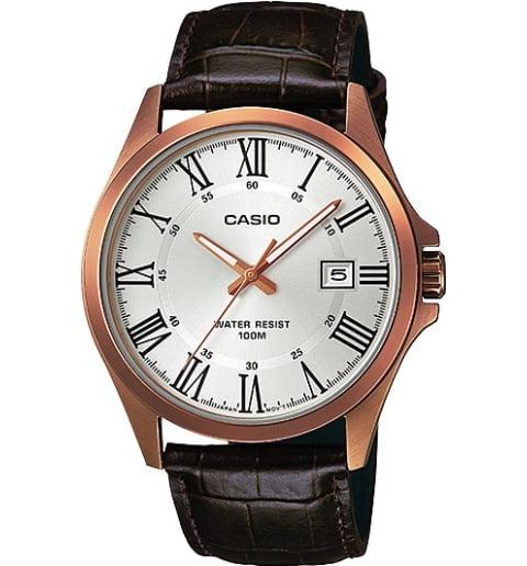 Дешевые часы Casio Collection MTP-1376RL-7B