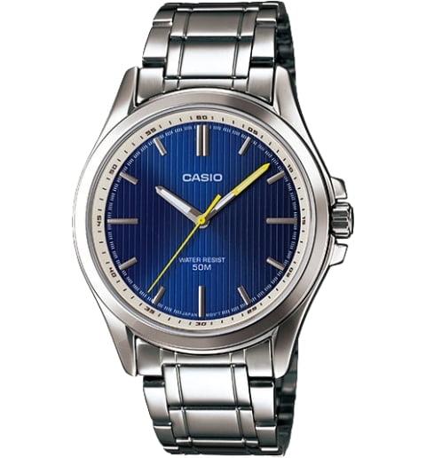 Дешевые часы Casio Collection MTP-E104D-2A