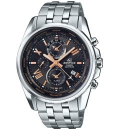 Casio EDIFICE EFB-301JD-1A с римскими цифрами