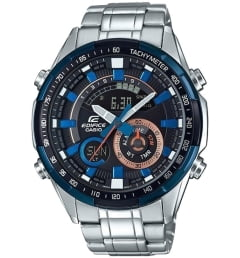 Casio Edifice ERA-600DB-1A с термометром