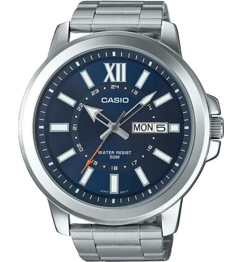 Дешевые часы Casio Collection MTP-X100D-2A
