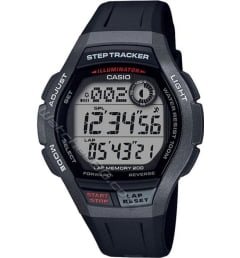 Бочкообразные Casio Collection WS-2000H-1A