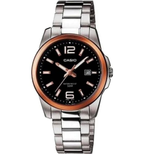 Дешевые часы Casio Collection LTP-1296D-1A