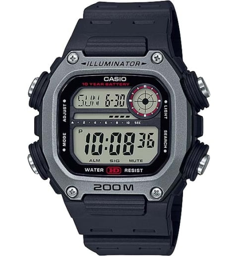 Часы Casio Collection  DW-291H-1A Digital