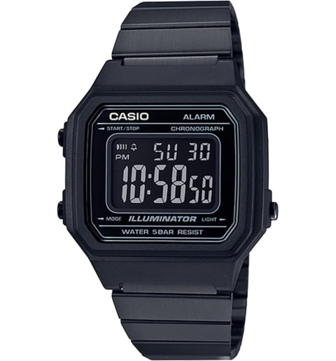 Дешевые часы Casio Collection B-650WB-1B