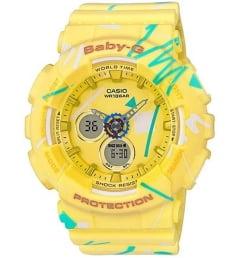 Спортивные женские Casio Baby-G BA-120SC-9A