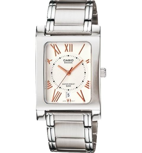 Дешевые часы Casio BESIDE BEM-100D-7A3