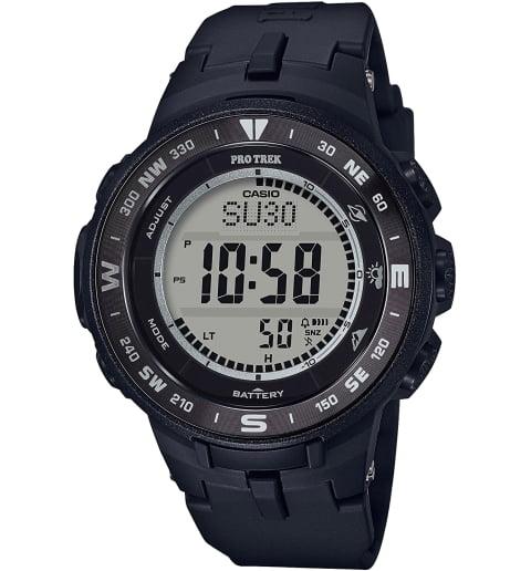 Часы Casio PRO TREK PRG-330-1E с термометром