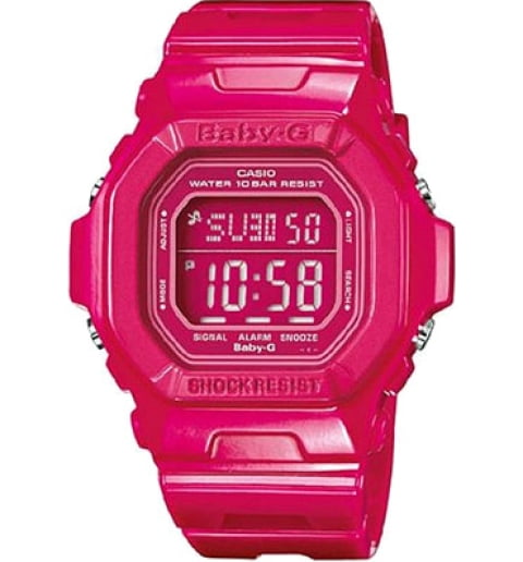 Часы Casio Baby-G BG-5601-4E Retro