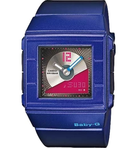 Дешевые часы Casio Baby-G BGA-201-2E