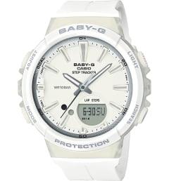 Женские Casio Baby-G BGS-100-7A1 с шагомером