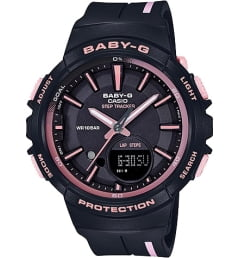 Casio Baby-G BGS-100RT-1A с шагомером