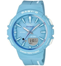 Женские Casio Baby-G BGS-100RT-2A с шагомером