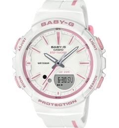 Casio Baby-G BGS-100RT-7A с шагомером