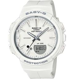 Женские Casio Baby-G BGS-100SC-7A с шагомером