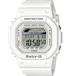 Женские Casio Baby-G BLX-560-7E с лунным календарем